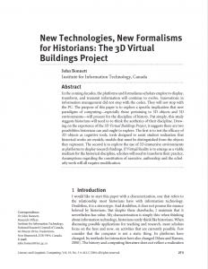 NewTechnologies